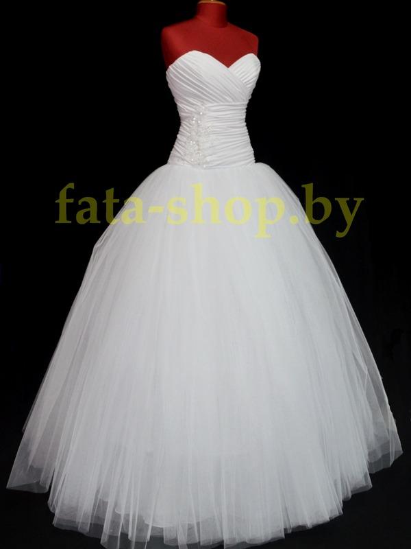 Свадебное платье R15075