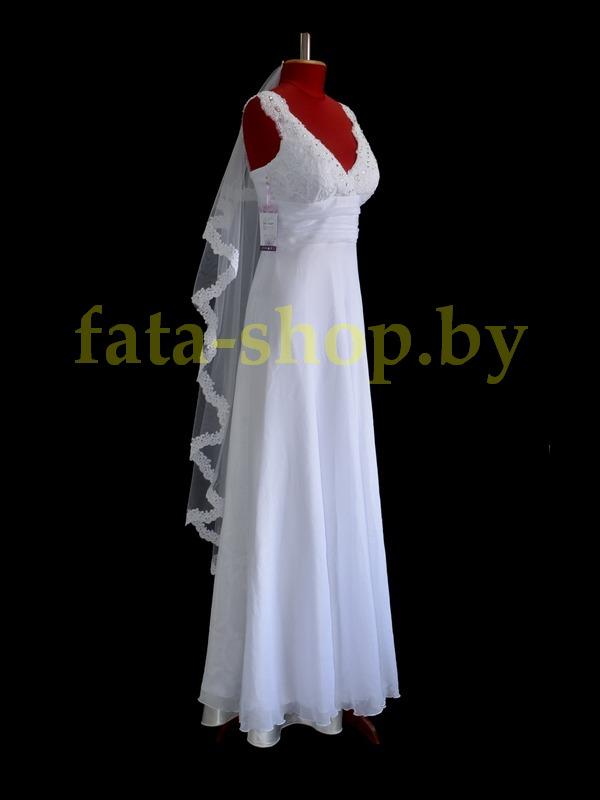 Непышное свадебное платье T01
